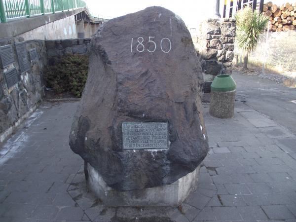 Pilgrims Rock